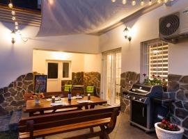 Amigo Vendégház, pezsgőfürdős hotel Hajdúszoboszlón