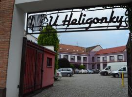 U Heligonky, privát v Brne