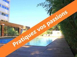 HÔTEL C SUITES**** chambres spacieuses, séjours thématiques, hotel in Nîmes