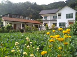 Ng Family's Farm Stay, homestay in Cameron Highlands