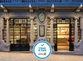 EMAJ Boutique Hotel, hotel em Guimarães
