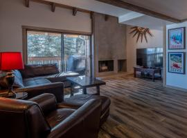 Newly Remodeled Ski In/Out Condo on Dollar Mountain, hotel in Sun Valley