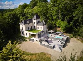 LA VILLA AUBIN belle demeure avec vue sur Paris