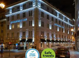 My Story Hotel Tejo, hotel i Lissabon