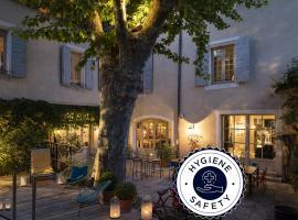 La Maison Sur La Sorgue - Esprit de France, hotel near Abbaye de Senanque, L'Isle-sur-la-Sorgue