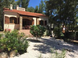 Villa provençale – grand jardin - 2 chambres, villa in Bandol