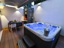 Luxury Apartment Knezovic, hotel with jacuzzis in Sinj
