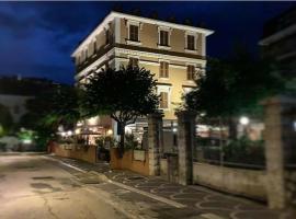 Hotel Iris Crillon, hotel in Fiuggi
