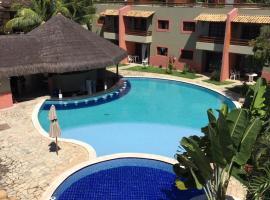 Paradise Pipa Resort Chalés Triplex - Centro de Pipa, apartment in Pipa
