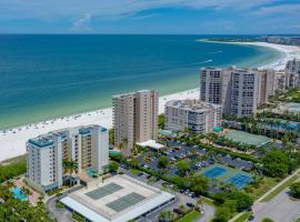 Apollo #509 - Beachfront 1/1, beach hotel in Marco Island