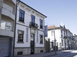 Hotel Residencial Portucalense, hotel in Porto