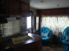 RV Luxury Lifestyle, glamping site in Big Pine Key