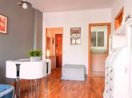 Apartment Carrer d'Aragó, pet-friendly hotel in Barcelona