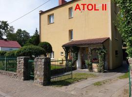 Villa ATOL II, apartment in Niechorze