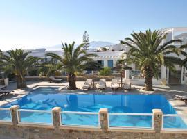Petinaros Hotel, отель в Миконосе