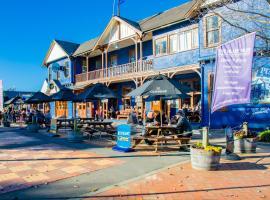 The Blue Pub, B&B in Methven