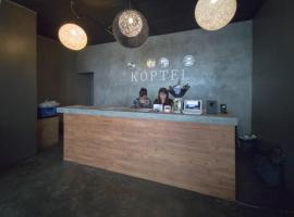 Koptel Budget Hotel, hotel in Kuching