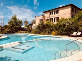 Hotel Villa Maremonti, hotel a Marina di Massa