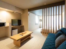 Hotel 鹿音、奈良市のホテル