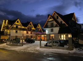 Kompleks Wypoczynkowy Harnaś II, hotel in Kościelisko