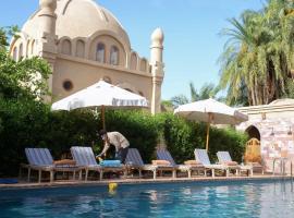 Embrace Hotel, отель в Луксоре