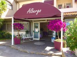 Hotel La Rosa Dei Venti, hotel ad Albinia