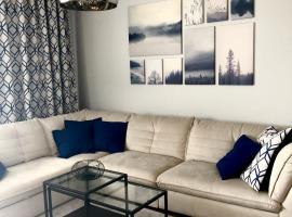 Apartament 19 -Marina IŁAWA