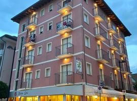Hotel Rosa Caorle, hotel a Caorle