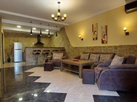 Hotel Florencia, отель в Мцхете