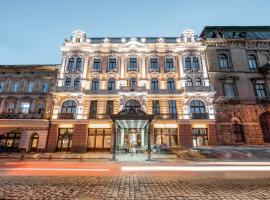 Grand Hotel Lviv Luxury & Spa: Lviv'de bir otel