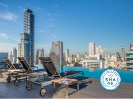 Amara Bangkok Hotel, hotel with pools in Bangkok