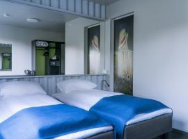 Live Lofoten Hotel, hotell i Stamsund