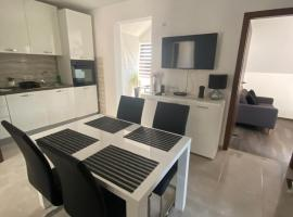 Comfortable apartments in the attic of the house, apartment in Sobra