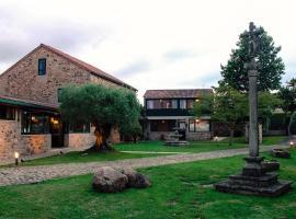 A Casa do Lagoeiro, hotel in A Estrada