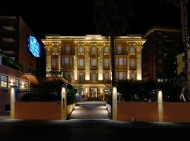 Hotel Careni Villa Italia, hotel a Finale Ligure