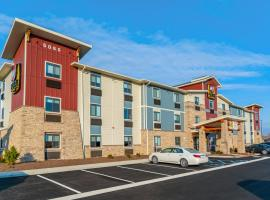 My Place Hotel-Indianapolis Airport/Plainfield, IN, hotel near Indianapolis International Airport - IND, Plainfield
