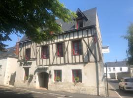 Hôtel Le Blason, hôtel à Amboise