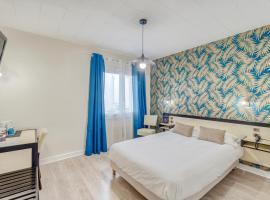 Contact Hôtel Limoges - HOTEL DES DEUX MOULINS - Ex HOTEL BONI, hôtel à Limoges près de: Golf de Limoges