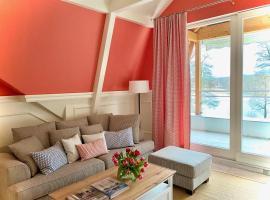 Ferienwohnung Carlotta in der Villa Seeblick, hotel in Bad Saarow