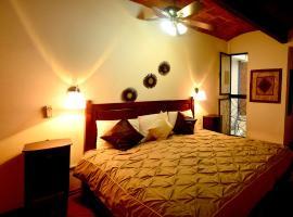 Las Mariposas Eco-Hotel & Studios, отель в городе Оахака-де-Хуарес