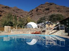 Blue Ocean Camp - Tasartico, resort village in Tasartico