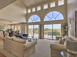 Grand Fort Myers Beach House with Great Ocean Views!, vacation rental in Fort Myers Beach