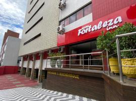 Hotel Fortaleza Inn, hotel in Meireles, Fortaleza