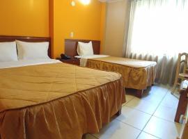 Hostal Praga Inn, accessible hotel in Arequipa