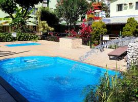 Duas Praias Hotel Pousada, hotel em Guarapari
