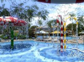 Apartamento Lacqua Diroma, hotel near Natural Park of Goias, Caldas Novas
