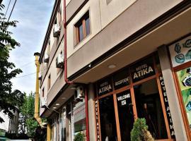 Motel Atika, hotel in Skopje
