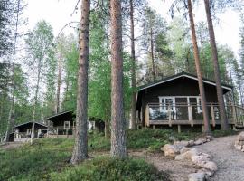 LakeLodge Kiehinen, mökki Rovaniemellä