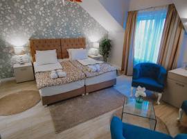Vazdušna Banja, hotel u gradu Niš