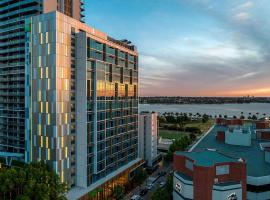 ibis Styles East Perth,柏斯的飯店